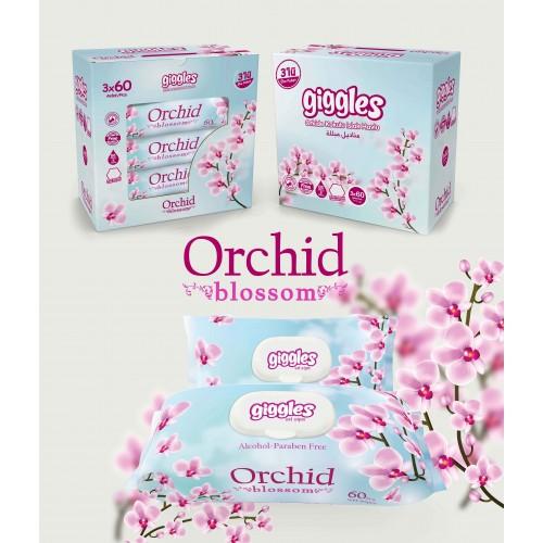 yeni yıl ıslak havlu kampanyası 48 Paket  Islak Havlu İstediğiniz Kokulu Orkide ve limon